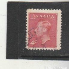 Sellos: CANADA 1951 - YVERT NRO. 239A - USADO - FOTO ESTANDAR. Lote 193888580