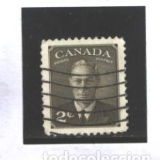 Sellos: CANADA 1951 - YVERT NRO. 237A - USADO - FOTO ESTANDAR. Lote 193888725