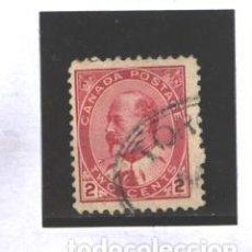 Sellos: CANADA 1903 - YVERT NRO. 79 - USADO - FOTO ESTANDAR. Lote 193899150