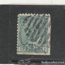 Sellos: CANADA 1903 - YVERT NRO. 78DR - USADO - . Lote 193899835