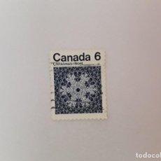 Sellos: CANADÁ SELLO USADO . Lote 194864418