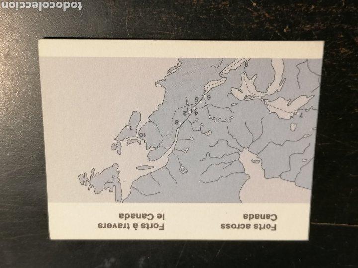 Sellos: Canada Fuertes carnet nuevo - Foto 2 - 198711055