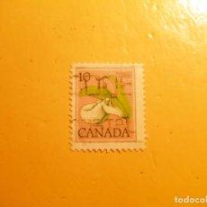Sellos: CANADA - FRUTAS Y FLORES.. Lote 205583220