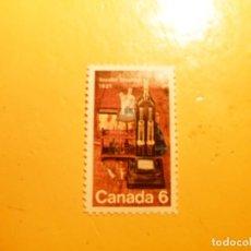 Sellos: CANADA - MEDICAMENTOS - LA INSULINA 1921.. Lote 206821675