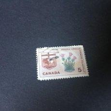 Sellos: SELLO CANADA USADO EL DE LA FOTO. VER TODOS MIS SELLOS NUEVOS Y USADOS. Lote 208841988