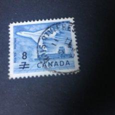 Sellos: SELLO CANADA USADO EL DE LA FOTO. VER TODOS MIS SELLOS NUEVOS Y USADOS. Lote 208842110