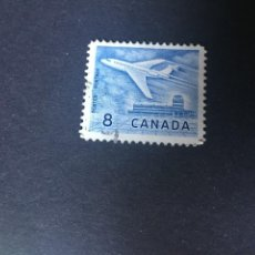 Sellos: SELLO CANADA USADO EL DE LA FOTO. VER TODOS MIS SELLOS NUEVOS Y USADOS. Lote 208842150