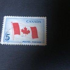 Sellos: SELLO CANADA USADO EL DE LA FOTO. VER TODOS MIS SELLOS NUEVOS Y USADOS. Lote 208842347