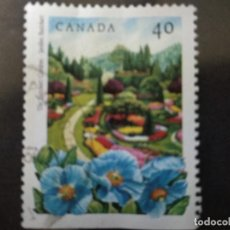 Sellos: CANADA 1991. THE BUTCHARD GARDENS.. Lote 209968635