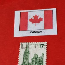 Sellos: CANADÁ J. Lote 211452162