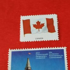 Sellos: CANADÁ M. Lote 211452680
