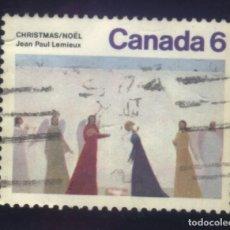 Sellos: S-5490- CANADA. Lote 218269942