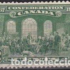 Sellos: LOTE DE SELLOS - CANADA - REY - (AHORRA EN PORTES, COMPRA MAS). Lote 221416728