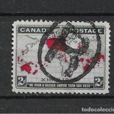 Sellos: CANADA 1898 SC# 85 USADO - 15/40. Lote 222371603