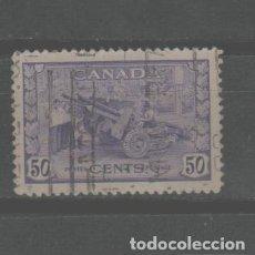 Selos: LOTE (18) SELLO CANADA ALTO VALOR MILITAR. Lote 234907395
