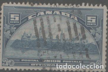 LOTE (18) SELLO CANADA (Sellos - Extranjero - América - Canadá)
