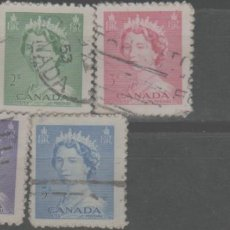 Sellos: LOTE B SELLOS CANADA. Lote 235294040