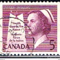 Sellos: CANADA // YVERT 307 // 1958 ... USADO. Lote 237143130