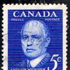 Sellos: CANADA // YVERT 320 // 1961 ... USADO. Lote 237143325