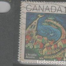 Sellos: LOTE (14) SELLO CANADA. Lote 289327033