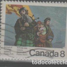 Sellos: LOTE (14) SELLO CANADA. Lote 293891583