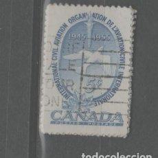 Sellos: LOTE (14) SELLO CANADA. Lote 293891668