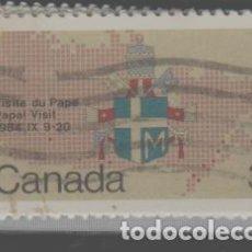 Sellos: LOTE (14) SELLO CANADA. Lote 293891733