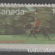 Sellos: LOTE (14) SELLO CANADA. Lote 293562623