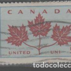 Sellos: LOTE (23) SELLO CANADA. Lote 270106568