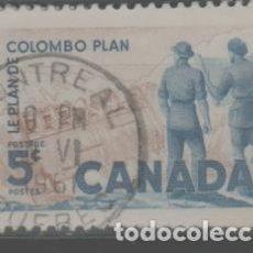 Timbres: LOTE (23) SELLO CANADA. Lote 270639103