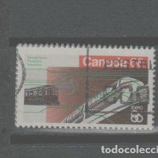 Timbres: LOTE (23) SELLO CANADA. Lote 270639118