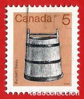 CANADA. 1984. CUBETA (Sellos - Extranjero - América - Canadá)