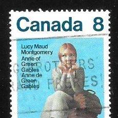 Francobolli: CANADÁ. Lote 247019280