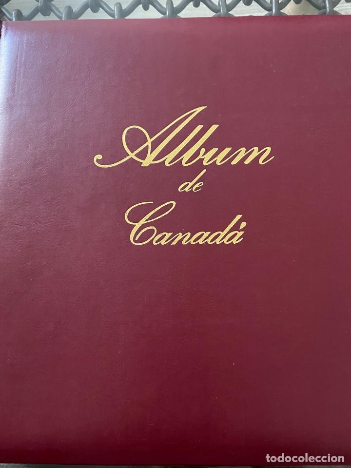 Sellos: Colección sellos Canadá 1977 a 1988. Completa a falta 2 sellos - Foto 2 - 248659855