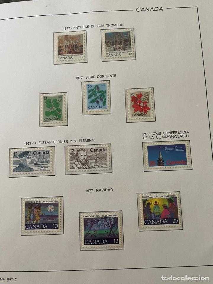 Sellos: Colección sellos Canadá 1977 a 1988. Completa a falta 2 sellos - Foto 4 - 248659855