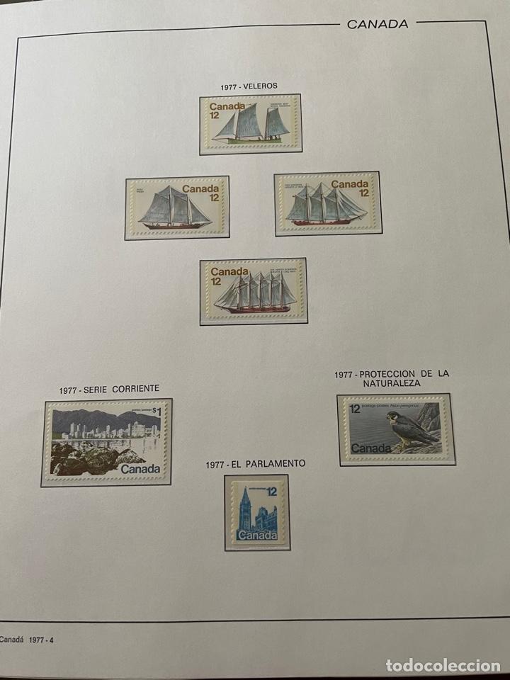 Sellos: Colección sellos Canadá 1977 a 1988. Completa a falta 2 sellos - Foto 6 - 248659855