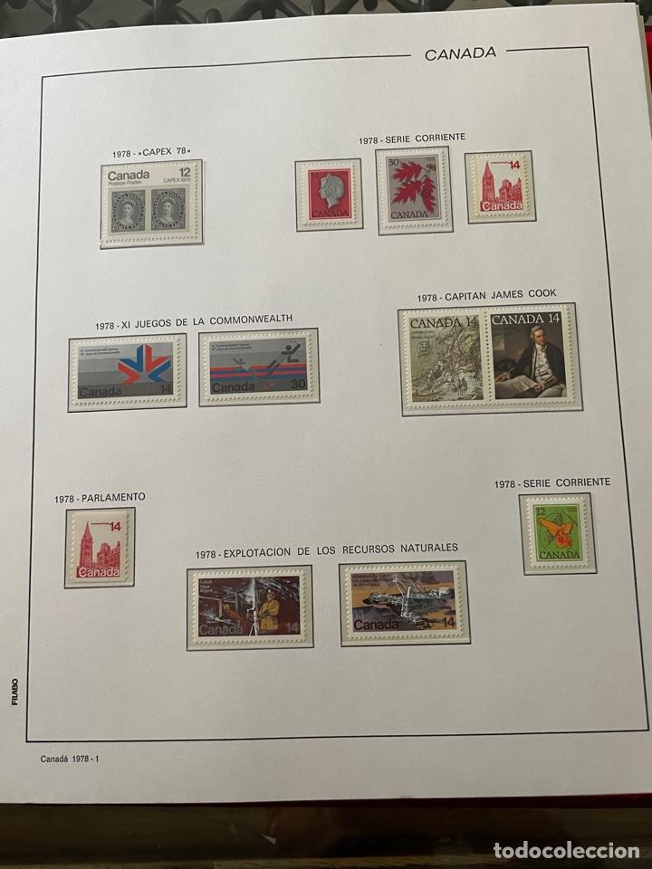 Sellos: Colección sellos Canadá 1977 a 1988. Completa a falta 2 sellos - Foto 7 - 248659855
