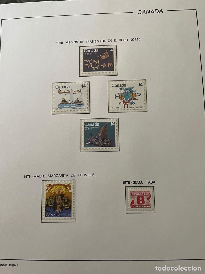 Sellos: Colección sellos Canadá 1977 a 1988. Completa a falta 2 sellos - Foto 9 - 248659855