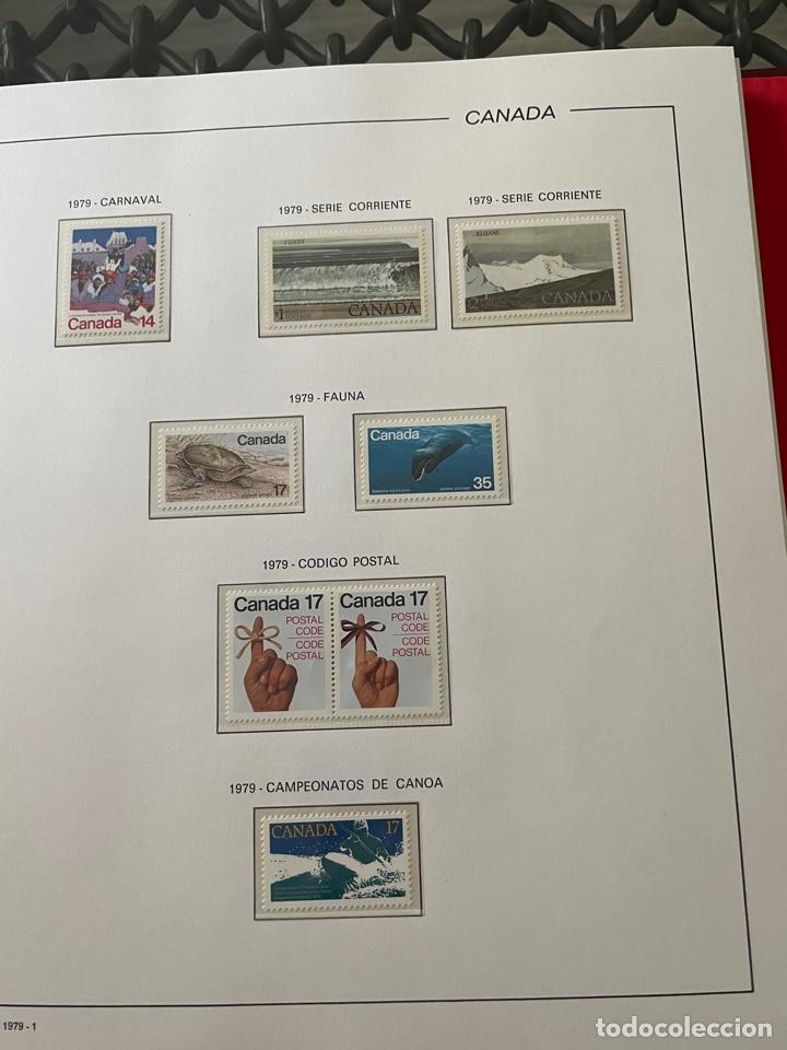 Sellos: Colección sellos Canadá 1977 a 1988. Completa a falta 2 sellos - Foto 11 - 248659855