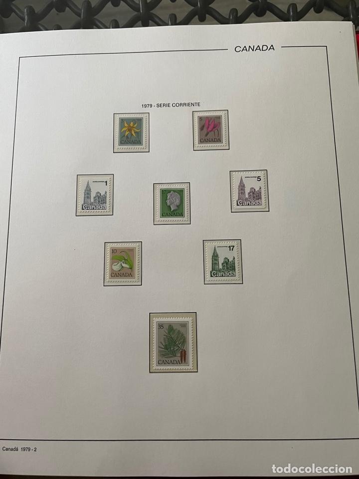 Sellos: Colección sellos Canadá 1977 a 1988. Completa a falta 2 sellos - Foto 12 - 248659855