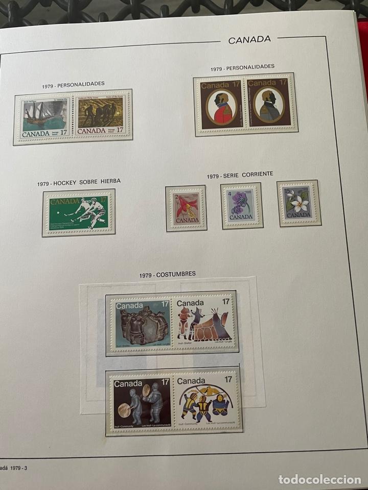Sellos: Colección sellos Canadá 1977 a 1988. Completa a falta 2 sellos - Foto 13 - 248659855