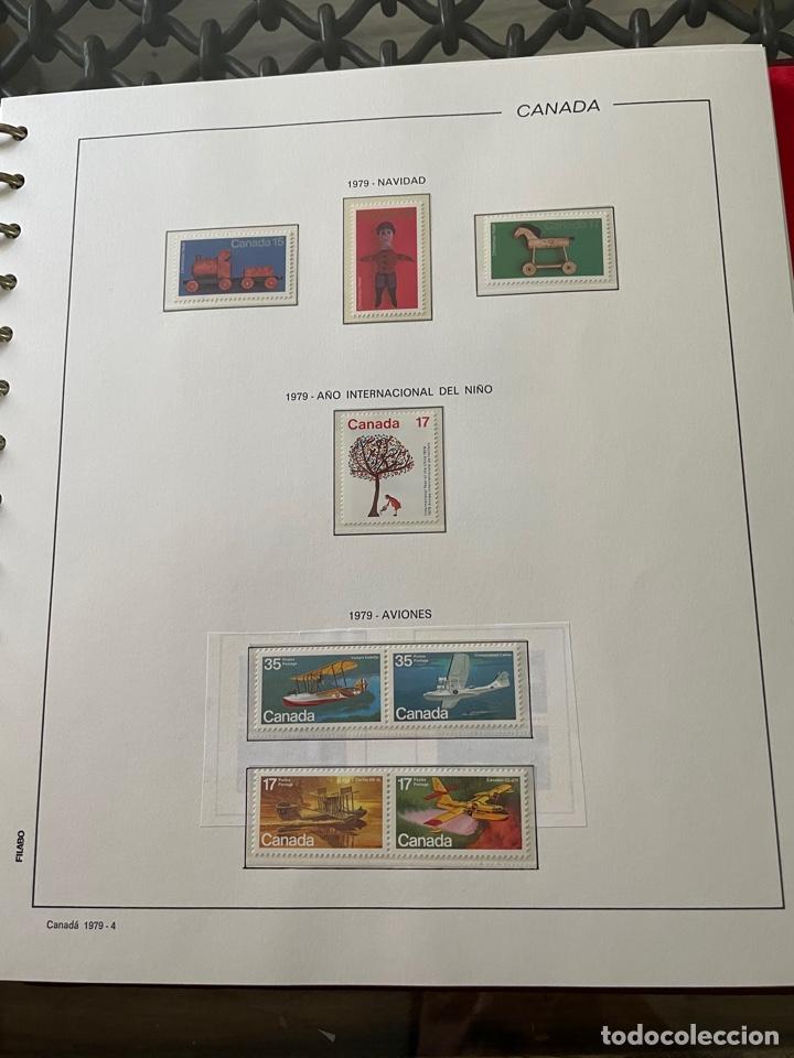 Sellos: Colección sellos Canadá 1977 a 1988. Completa a falta 2 sellos - Foto 14 - 248659855