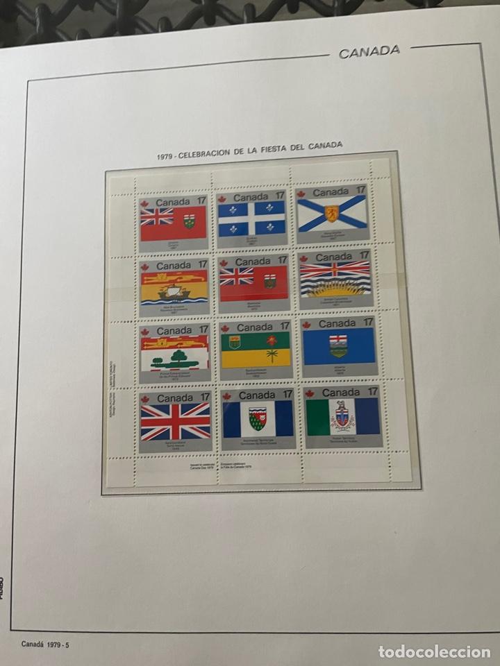 Sellos: Colección sellos Canadá 1977 a 1988. Completa a falta 2 sellos - Foto 15 - 248659855