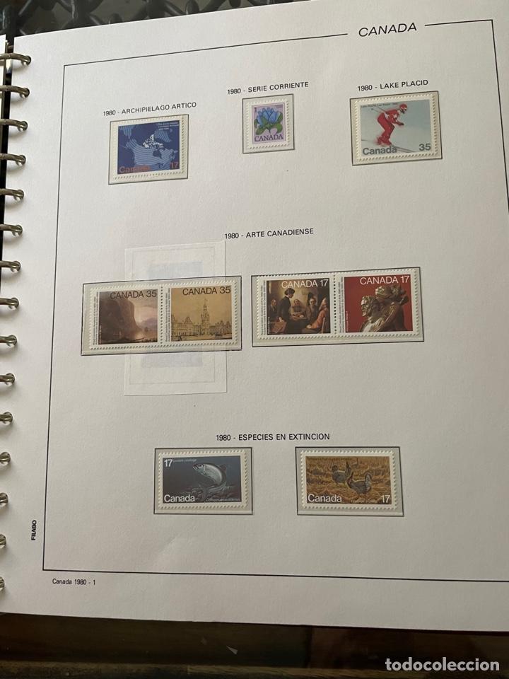 Sellos: Colección sellos Canadá 1977 a 1988. Completa a falta 2 sellos - Foto 16 - 248659855