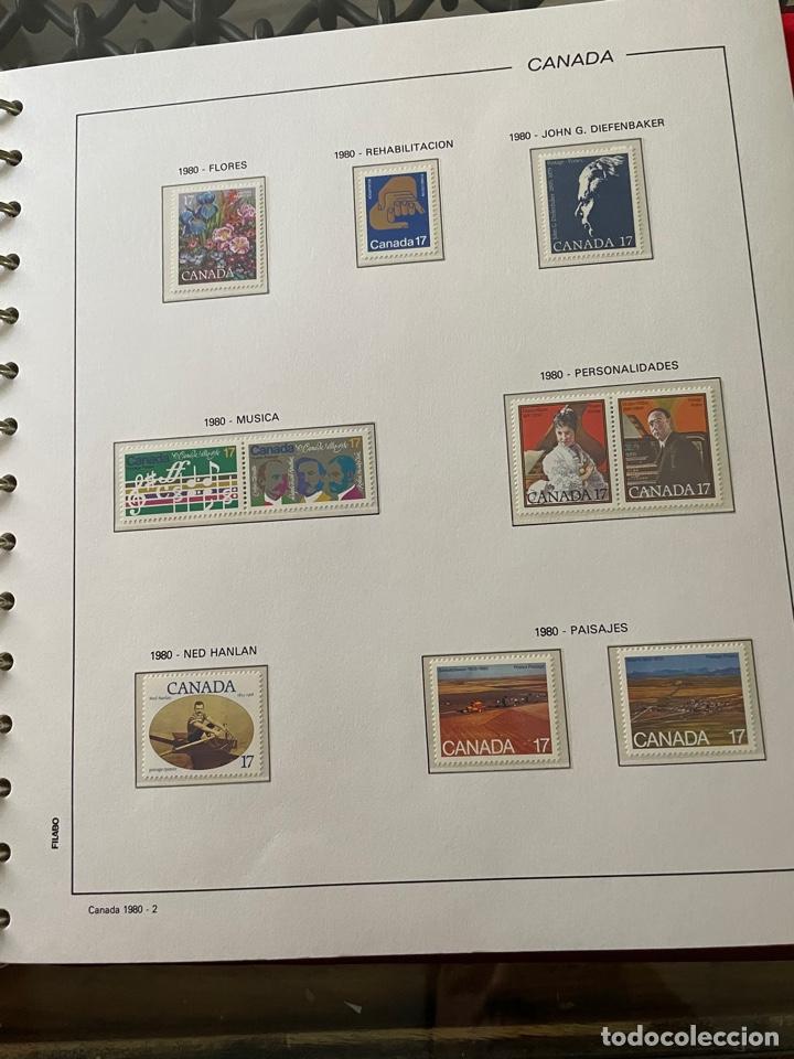 Sellos: Colección sellos Canadá 1977 a 1988. Completa a falta 2 sellos - Foto 17 - 248659855