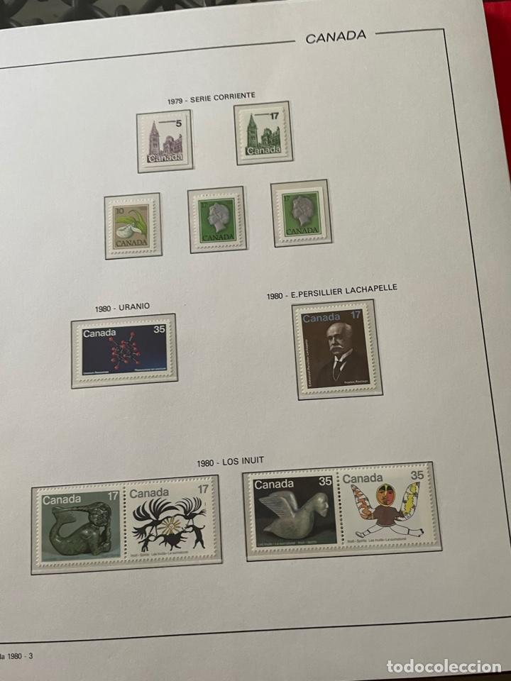 Sellos: Colección sellos Canadá 1977 a 1988. Completa a falta 2 sellos - Foto 18 - 248659855