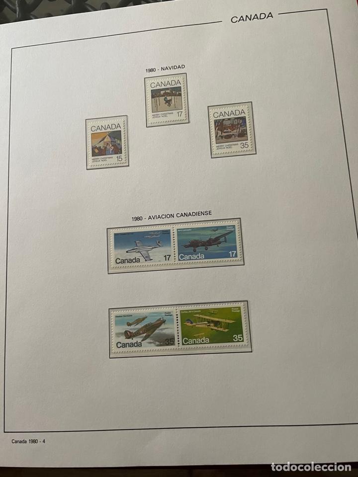 Sellos: Colección sellos Canadá 1977 a 1988. Completa a falta 2 sellos - Foto 19 - 248659855