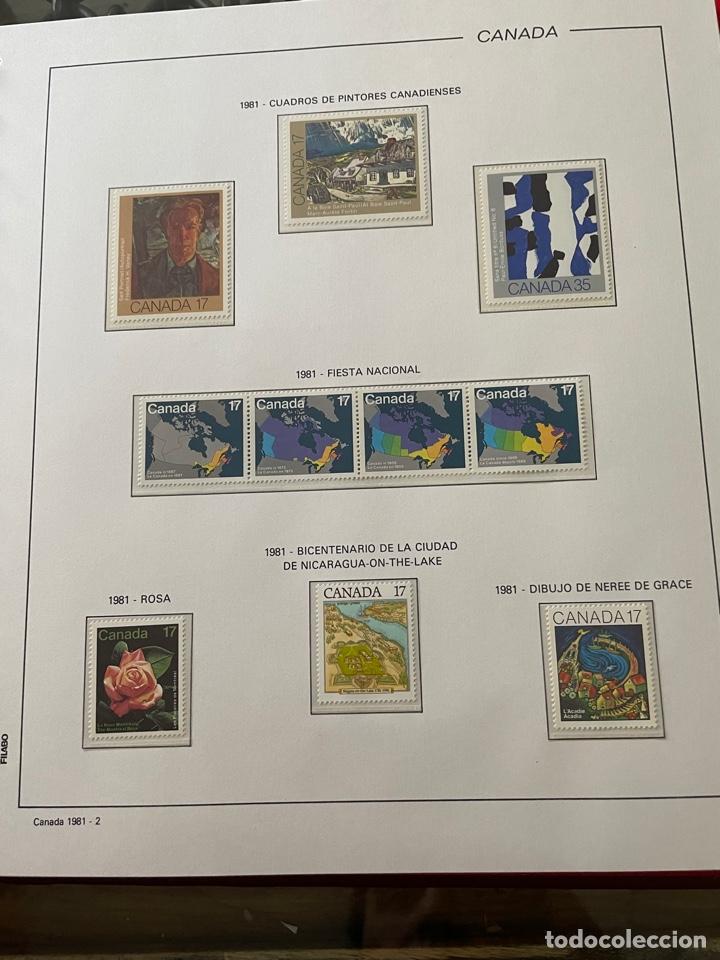 Sellos: Colección sellos Canadá 1977 a 1988. Completa a falta 2 sellos - Foto 21 - 248659855