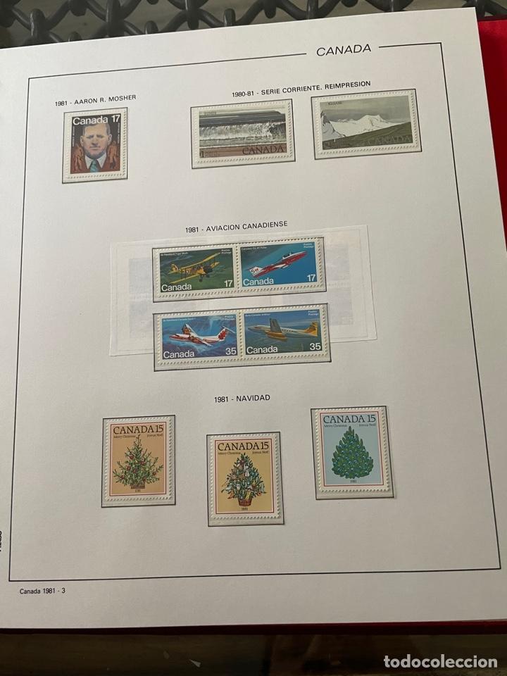 Sellos: Colección sellos Canadá 1977 a 1988. Completa a falta 2 sellos - Foto 22 - 248659855