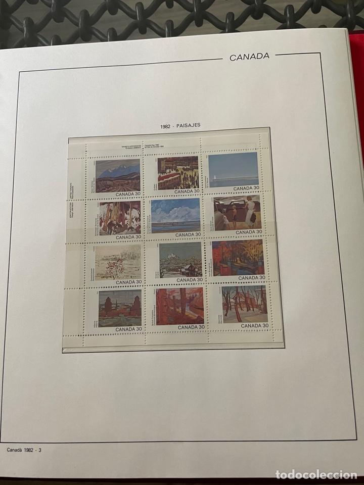 Sellos: Colección sellos Canadá 1977 a 1988. Completa a falta 2 sellos - Foto 26 - 248659855